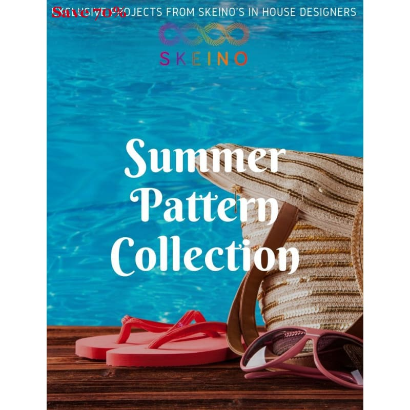 Summer Collection 2019 Pattern eBook - Pattern