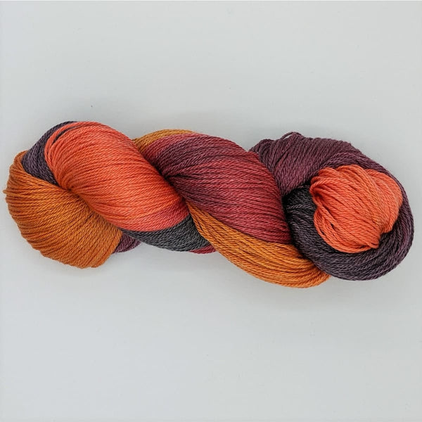 TENCEL-MERINO - Fingering Weight - Fire - YARN