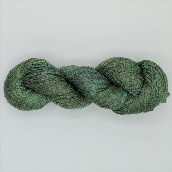 TENCEL-MERINO - Fingering Weight - Shamrock - YARN