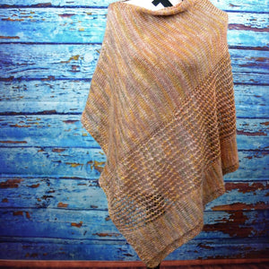 Turkish Pillars Wrap/Poncho | Skeino Yarn