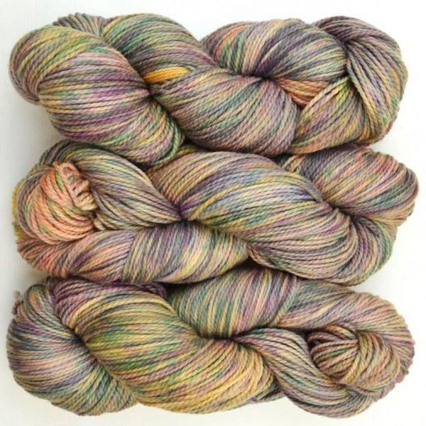 VIOLETTA - DK Weight - Dusty Flowers - YARN