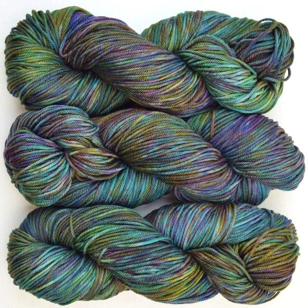 VIOLETTA - DK Weight - Rainforest - YARN
