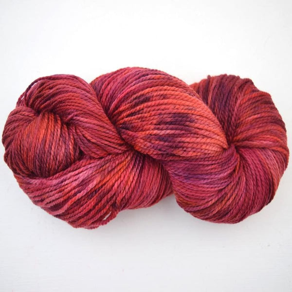 VIOLETTA - DK Weight - Ruby Red - YARN