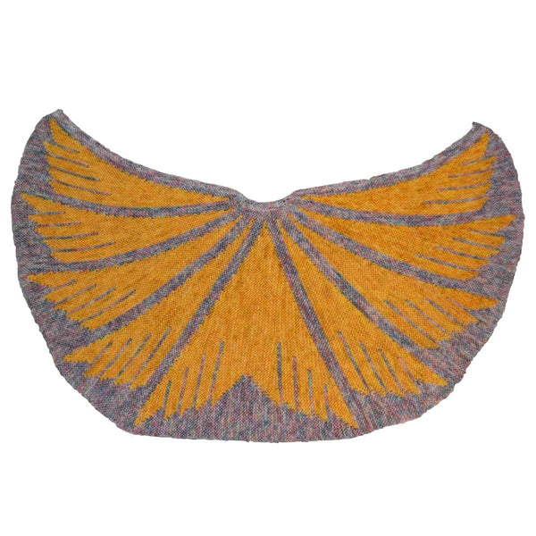 Wings Shawl Knitting Kit - Knitting Kit