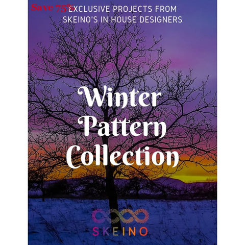Winter Collection 2018 Pattern eBook - Pattern