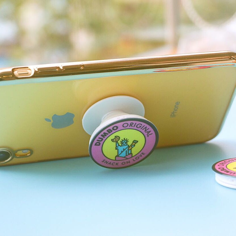 Pop Socket | Collapsible Grip & Stand for Phones