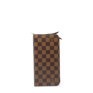 LOUIS VUITTON Damier Ebene Insolite Wallet