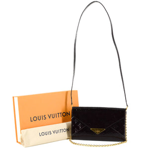 LOUIS VUITTON Vernis Mira MV Amarante