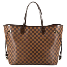 Load image into Gallery viewer, LOUIS VUITTON Neverfull Damier Ebene GM