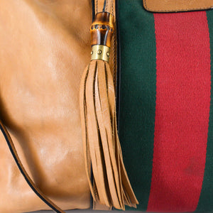 GUCCI Rania Leather tassel