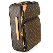 Load image into Gallery viewer, LOUIS VUITTON Monogram Pegase 55 Business Suitcase