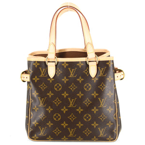 LOUIS VUITTON Monogram Batignolles Vertical PM