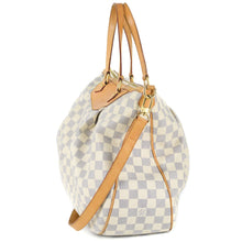 Load image into Gallery viewer, LOUIS VUITTON Damier Azur Siracusa GM