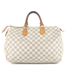 Load image into Gallery viewer, LOUIS VUITTON Damier Azur Speedy 35