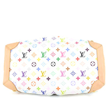 Load image into Gallery viewer, LOUIS VUITTON White Monogram Multicolore Ursula