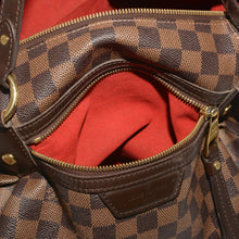 Load image into Gallery viewer, LOUIS VUITTON Damier Ebene Evora MM