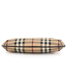 Load image into Gallery viewer, BURBERRY Clara Haymarket Wristlet