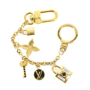 LOUIS VUITTON Lock Me Strass Bag Charm