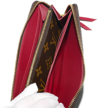 Load image into Gallery viewer, LOUIS VUITTON Monogram Clemence Wallet Fuchsia