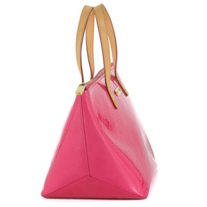 LOUIS VUITTON Bellevue Monogram PM Vernis Fuchsia Tote