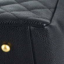 Load image into Gallery viewer, CHANEL Quilted Caviar Petite Timeless Tote