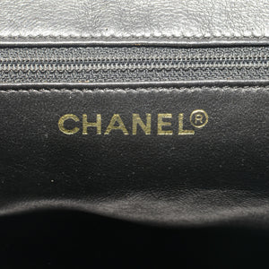 CHANEL Quilted Caviar Petite Timeless Tote