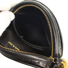 Load image into Gallery viewer, CHANEL Round Quilted Satin Mini Tassel Crossbody