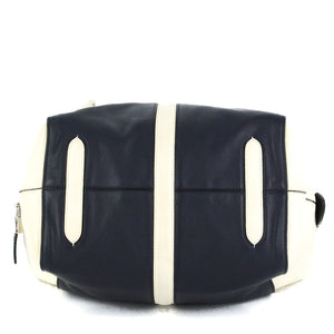 LOUIS VUITTON Speedy Navy North - South