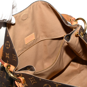 LOUIS VUITTON Monogram Graceful MM
