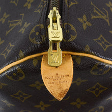 Load image into Gallery viewer, LOUIS VUITTON Keepall 50 Monogram Canvas Leather