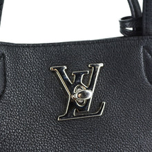 Load image into Gallery viewer, LOUIS VUITTON Lockme Cabas in Black