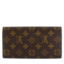 Load image into Gallery viewer, LOUIS VUITTON Monogram Sarah Long Wallet