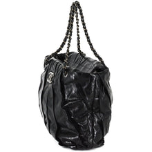 Load image into Gallery viewer, CHANEL Glazed Calfskin Large Twisted Tote