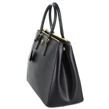 Load image into Gallery viewer, PRADA Galleria Saffiano Leather Bag - Large (Black)