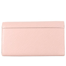 Load image into Gallery viewer, LOUIS VUITTON Twist Wallet, Rose Ballerine