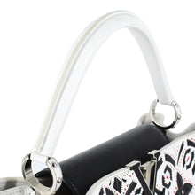 Load image into Gallery viewer, LOUIS VUITTON Fleur Motif Capucines MM Bag