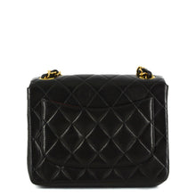 Load image into Gallery viewer, CHANEL Square Vintage Classic Single Flap Quilted Mini Bag