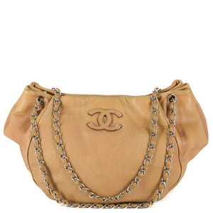 CHANEL Classic Flap Sensual CC Ultra Soft Grand Shopping Tote