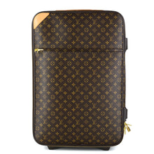 Load image into Gallery viewer, LOUIS VUITTON Monogram Pegase 65 Business Suitcase