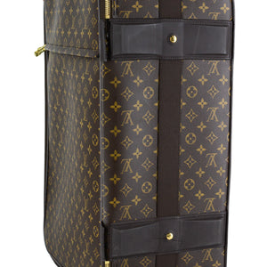 LOUIS VUITTON Monogram Pegase 65 Business Suitcase