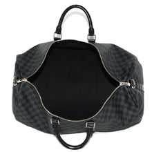 Load image into Gallery viewer, LOUIS VUITTON Damier Graphite Keepall Bandouliere 55
