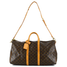 Load image into Gallery viewer, LOUIS VUITTON Monogram Keepall Bandouliere 55