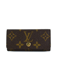 Load image into Gallery viewer, LOUIS VUITTON Monogram 4 Key Holder
