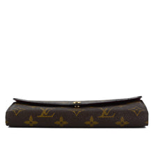 Load image into Gallery viewer, LOUIS VUITTON Monogram Sarah Wallet NM Fuchsia