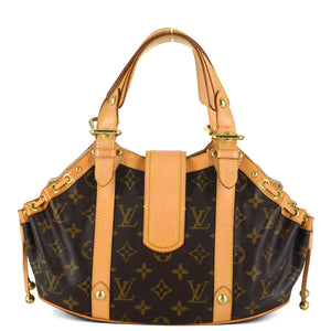 LOUIS VUITTON Monogram Theda GM
