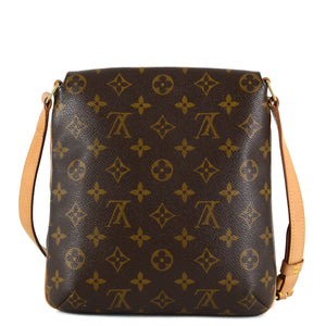 LOUIS VUITTON Monogram Musette Salsa
