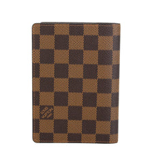 Load image into Gallery viewer, LOUIS VUITTON Damier Ebene Passport Cover
