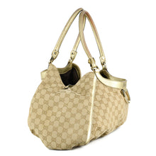 Load image into Gallery viewer, GUCCI GG Monogram D-Ring Shopping Bag