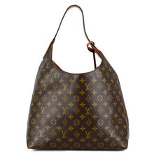 Load image into Gallery viewer, LOUIS VUITTON Monogram Flower Hobo Caramel