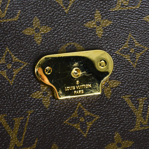 LOUIS VUITTON Monogram Saint Placide Cerise